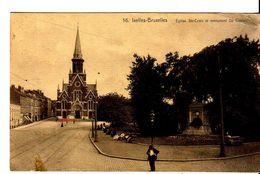 Cpa Ixelles Bruxelles  église Ste Croix - Andere