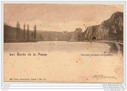 FIDEVOYE ..-- Nels 7 , N° 31 . 1901 Vers GAND ( Mr SCAUFLAIRE , Marbrier ) . Voir Verso . - Yvoir