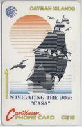 CAYMAN ISLANDS - NAVIGATING THE 90'S CASA - 8CCIE - Cayman Islands