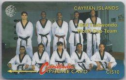 CAYMAN ISLANDS - TEAKWONDO TEAM - 9CCIA - Cayman Islands