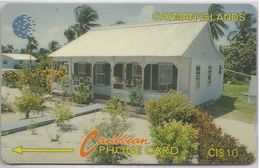 CAYMAN ISLANDS - WHITE HOUSE - 8CCIC - Cayman Islands