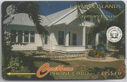 CAYMAN ISLANDS - CAYMAN HOUSE -11CCIC - Cayman Islands