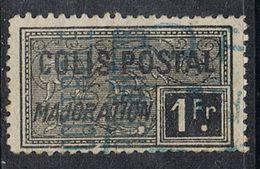 ALGERIE COLIS POSTAL N°14 - Algérie (1924-1962)