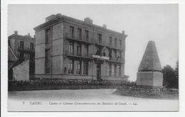DC 1015 - CASSEL - Casino Et Colonne Des Batailles De Cassel, - LL 7 - Cassel