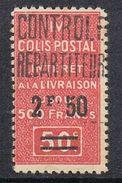 ALGERIE COLIS POSTAL N°26 N** - Algérie (1924-1962)