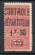 ALGERIE COLIS POSTAL N°24 N** - Algérie (1924-1962)