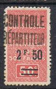 ALGERIE COLIS POSTAL N°26 N* - Algérie (1924-1962)