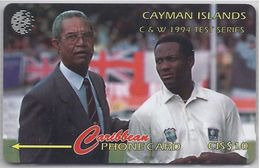 CAYMAN ISLANDS - C&W TEST SERIES - 12CCIA - Cayman Islands
