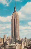 New York City Empire State Building 1958