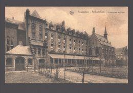 Roeselare / Rousselare - Retraitehuis - Binnengevel En Kapel - Roeselare