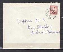 Brief Met Stempel Berlaar (Lier) Naar Berchem Antwerpen - 1953-1972 Bril