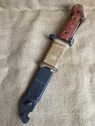 Baïonnette AKM Type I Hongrie - Armes Blanches