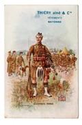 MILITARIA . ECOSSAIS PIPER . Thiéry Ainé & Cie, Vêtements, Bayonne - Réf. N°6379 - - Uniformi