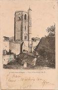 France & Circulated Postal,  Tour D'Hautefage-la-Tour, Agen, Lisboa 1904 (41) - Monuments
