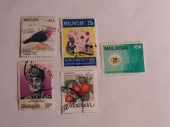 MALAISIE  1975-2005  Lot # 6 - Malaysia (1964-...)