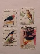 MALAISIE  1994-2005  Lot # 12  BIRDS - Malaysia (1964-...)