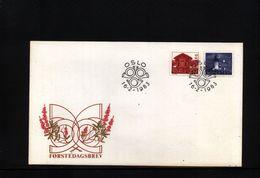Norway 1983 FDC - Briefe U. Dokumente