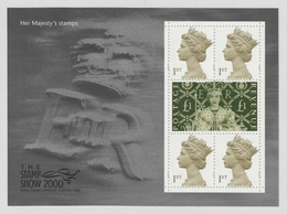 "GREAT BRITAIN 2000 ""Stamp Show 2000"": Miniature Sheet UM/MNH - Blocks & Kleinbögen"
