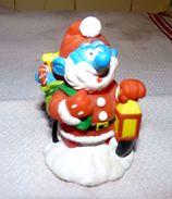 SCHTROUMPF IMPS BIP HOLLAND PEYO 1997 SCHTROUMPF PERE NOEL - Smurfs