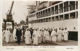 """CPSM MAROC """"Casablanca, Le Sultan"""" - Casablanca"""