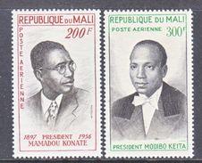 Mali C 9-10   **  PRESIDENTS - Mali (1959-...)