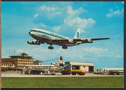 °°° 9795 - GERMANY - STUTTGART - FLUGHAFEN - 1972 With Stamps °°° - Stuttgart