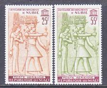 Mali C 22-23   **  CLEOPATRA  &  PTOLEMY  NUBIA   UNESCO - UNESCO
