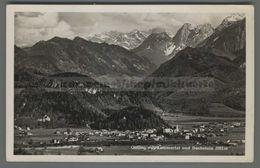 V1717 GOLLING MIT LAMMERTAL UND DACHSTEIN Salzburg VG FP (m) - Golling