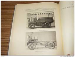 MERCEDES RARE !!! BENZ + DAIMLER EN 2 VOLUMES 1953 + 1950 MERCEDES AUTOMOBILE - Automobili & Trasporti