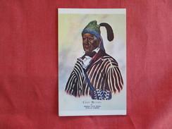 Chief Menawa  Ref 2753 - Indiani Dell'America Del Nord