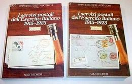 Storia Postale Servizi Postali Esercito Italiano 1915-1923 - Ed. 1980 Completo - Catalogues De Cotation