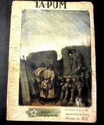 WWI - Ta-Pum Canzoni In Grigioverde - Anni '40 - Illustratore Bazzi - Parma