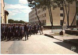 Hourtin Centre De Formation Batiment Du Personnel Permanent CPM Ou CPSM - France