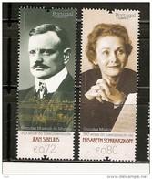 Portugal & Grandes Músicos Do Mundo, Jean Sibelius E Elisabeth  Schwarzkopf 2015 - Musica
