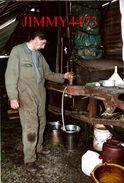 CPM - Olivier BLANCHARD Bouilleur Ambulant D'eau De Vie De Cidre - BAZOUGES LA PEROUSE 35 Ille Et Vilaine Photo TOUCHARD - Craft