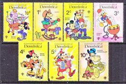 DOMINICA  644-50     **    DISNEY  MUSIC - Music