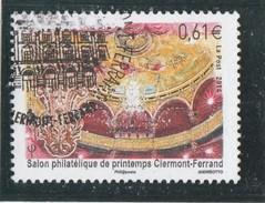 FRANCE YT 4851 SALON PHILATELIQUE DE PRINTEMPS CLERMONT FERRAND  2014 OBLITERE -    TDA197 - France