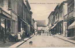 G152 - 47 - MIRAMONT - Près MARMANDE - Lot-et-Garonne - Grande Rue Du Temple - France