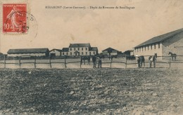 G152 - 47 - MIRAMONT - Lot-et-Garonne - Dépôt De Remonte De Bouillaguet - France