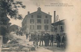 G152 - 47 - MIRAMONT - Lot-et-Garonne - Sortie Des Ateliers Des Manufactures De Chaussons - France