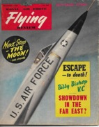 FLYING Review - Royal Air Force - International Edition - December 1957 . - British Army