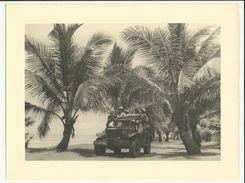 Rare MADAGASCAR- Dodge 4/4 Gendarmerie , Région De Brickaville - 1953 - Photo 24 X 18 Cm - Madagascar