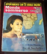 Sub Nautica Pesca  Mondo Sommerso Rivista Internazionale Del Mare N. 7 Del 1965 - Libri, Riviste, Fumetti