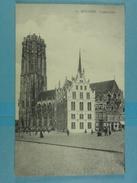 Malines Cathédrale - Mechelen