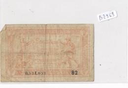 Billets -B2969- France -1 Franc Trésorerie Aux Armées  (type, Nature, Valeur, état... Voir  Double Scans) - Treasury