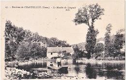 89. Environs De CHASTELLUX. Le Moulin De Lingoult. 27 - Autres Communes