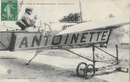 M. H. Latham Sur Monoplan Antoinette à Son Poste De Vol - Librairie Militaire Guérin - ....-1914: Précurseurs