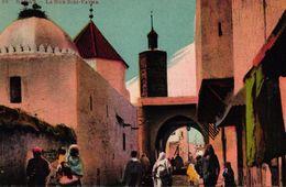 MAROC - RABAT - LA RUE SIDI FATHA - Rabat