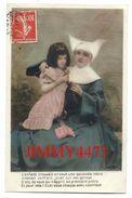 CPA - Une Bonne-Soeur Et Une Enfant + Texte - Edit. J. K N° 304 - Scans Recto-Verso - Femmes