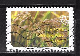 FRANCE Adhésif 1446 Moisson De Céréales Riz - Adhesive Stamps